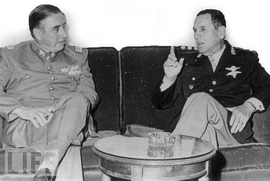 Mira cómo estaba Perón en el '73